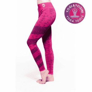 Yoga-Legging Ashtanga Roze