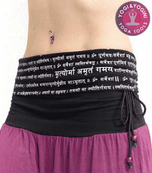 Yogabroek Mantra Breath Easy One Size Unisex