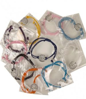 Armbandjes Tree of Life (Set van 10)