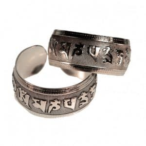 Armband Tribal OMPMH Miao Zilveren Breed