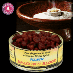 Wierookhars Dragon's Blood (60 gram)