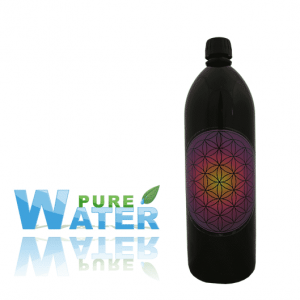 Drinkfles Miron Violet - Flower of Life Violet