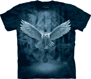 T-Shirt Mountain Artwear Awake Your Magic XL