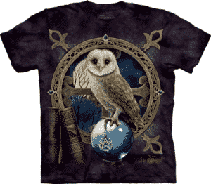 T-Shirt Mountain Artwear Spell Keeper S