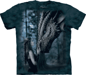 T-Shirt Mountain Artwear Once upon a time L