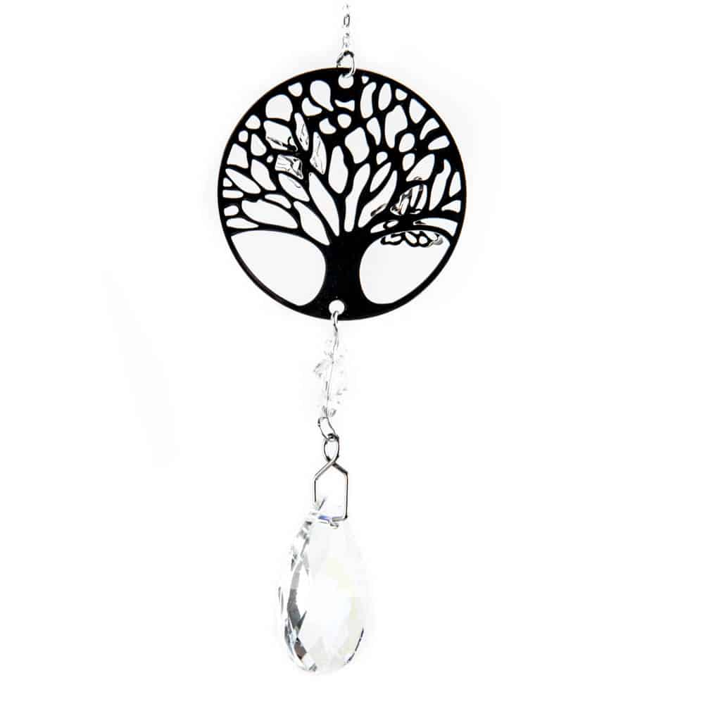 tree of life hanger met kristal