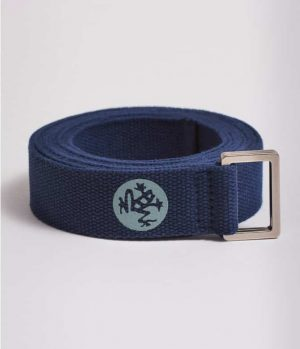 Manduka UnfoLD Yoga Riem - 182 cm - Midnight
