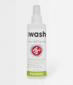 Manduka Mat Wash Citroengras (237 ml)