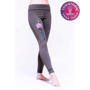 Yoga Leggings Lotus