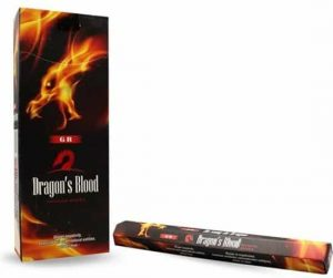 G.R. Tuinwierook Dragon Blood (6 pakjes)