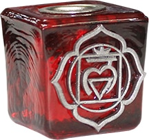 Kaarshouder Cube Red - Base
