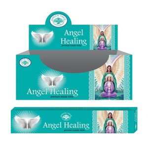 Green Tree Wierook Angel Healing Masala (12 pakjes)