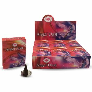 Green Tree Wierook Kegel Angel Dust (12 pakjes)