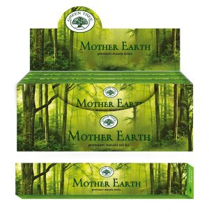 Green Tree Wierook Mother Earth (12 pakjes)
