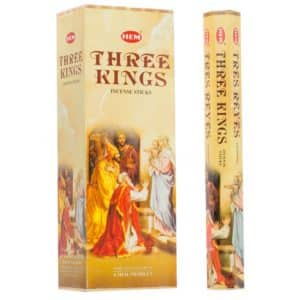 HEM Wierook Three Kings (6 pakjes)