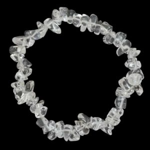 Chips Stones Armband Crystal