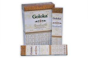 Goloka Wierook Good Earth (12 pakjes)