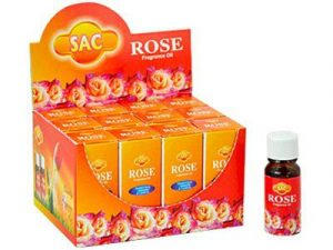 SAC Rose Oil (12 flesjes)