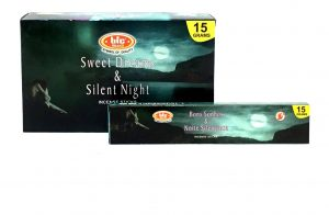 BIC Wierook Sweet Dreams and Silent Night (6 pakjes)