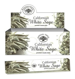Green Tree Wierook Californian White Sage (12 pakjes)