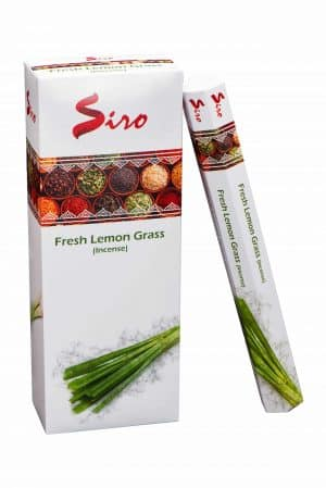 Siro Wierook Fresh Lemon Grass (6 pakjes)