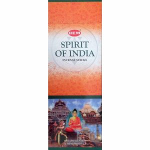 HEM Wierook Spirit of India (6 pakjes)