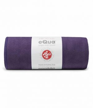 Manduka eQua Yoga Handdoek - Magic