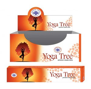 Green Tree Wierook Yoga Tree (12 pakjes)