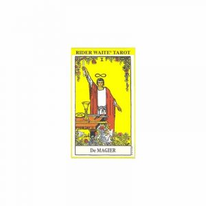 Tarot Kaarten - Rider Waite - Pocketformaat