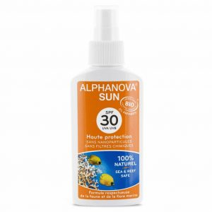 Alphanova Vegan SPF 30 Spray (125 gram)