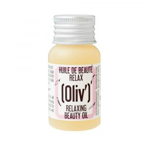 Oliv'BIO Vegan Relax Beauty Oil