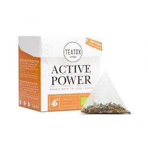 Teatox Vegan Thee Active Power (12 x 2 gram)