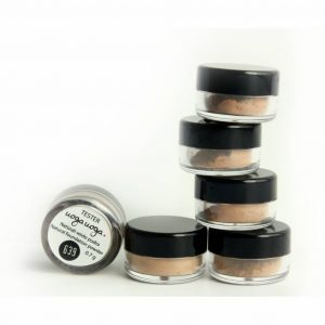 UOGA UOGA Vegan Foundation Powder Mini Amber Sand (637)