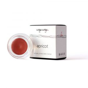 Uoga Uoga Biologische Lip en Cheek 6ml Apricot 602