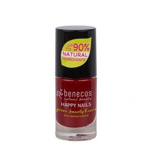 Benecos Vegan Nagellak Cherry Red