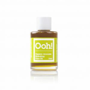 Ooh Oils of Heaven Natural Organic Avocado Hydrating Face Oil (15 ml)