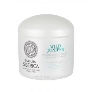 Natura Siberica Wild juniper body scrub (370 ml)