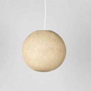 Cotton Ball Hanglamp Crème (Small)