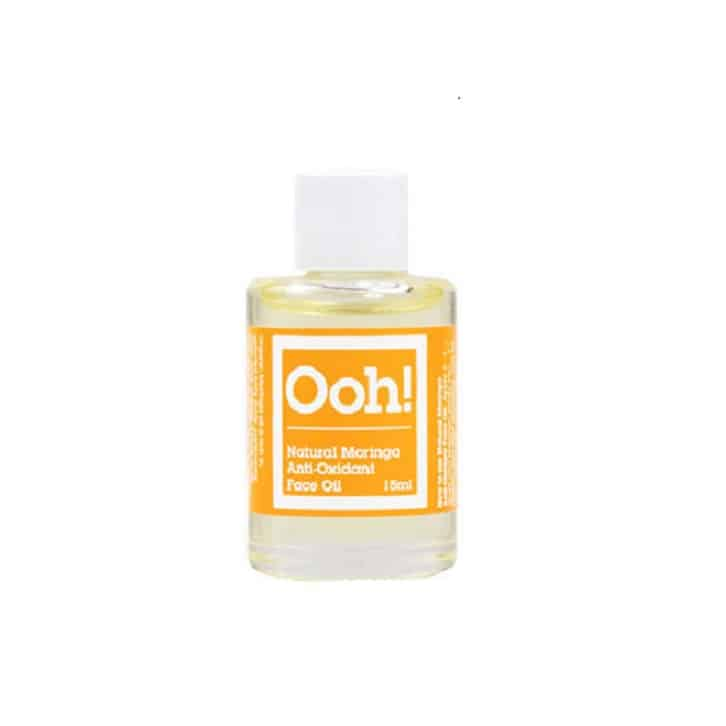 Ooh Oils of Heaven Organic Moringa Anti-Oxidant Face Oil