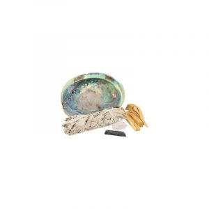 Abalone Smudge Kit