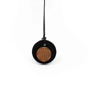 "Shungiet Ketting ""Flower of Life"""