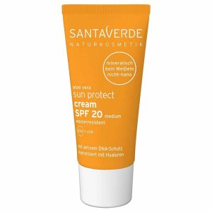 Aloe Vera Vegan Sun Protect Cream SPF20 (50 ml)
