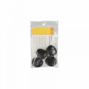 Hotstones Basalt Teenstenen (Set van 4)