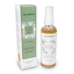 Aromafume Natural Smudge Spray White Sage / Witte Salie