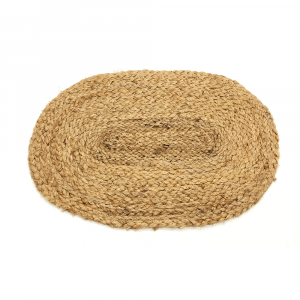 Jute Placemat Ovaal Naturel (50 x 35 cm)